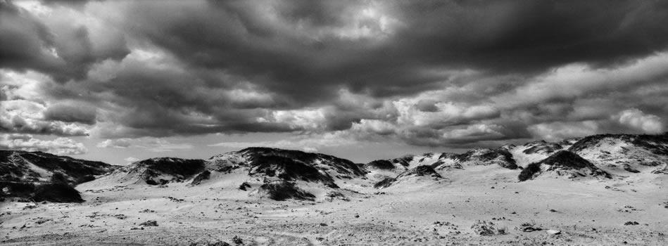 Storm over Sand Dunes - – 325 grams fiber fine art giclee archival print – 1/15
